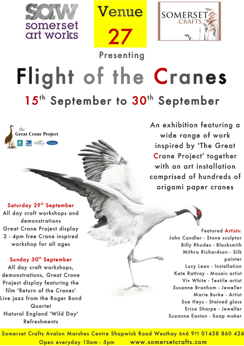 Flight of the Cranes