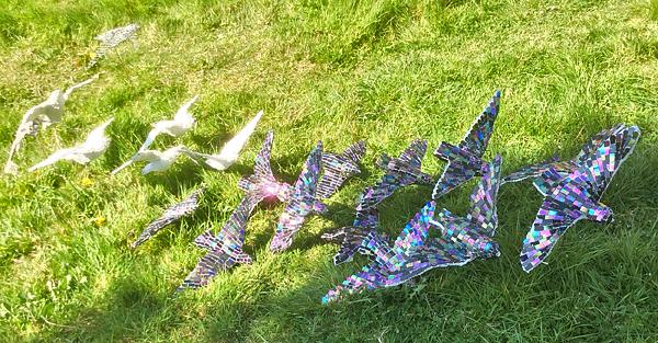 starling sculptures