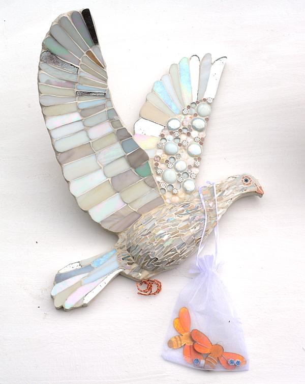 dove silver 1 small