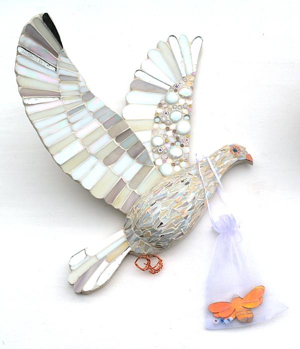 dove silver 2 small