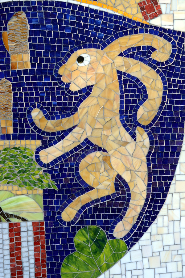 Kate Rattray S Mosaic Blog Mosaic Art Inspired By Nature