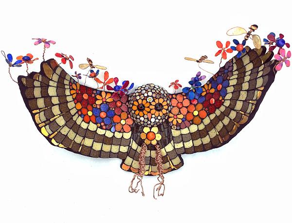 Blodeuwedd owl
