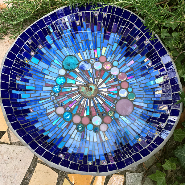 Kate Rattrays Mosaic Blog Art Inspired By Nature And Myth